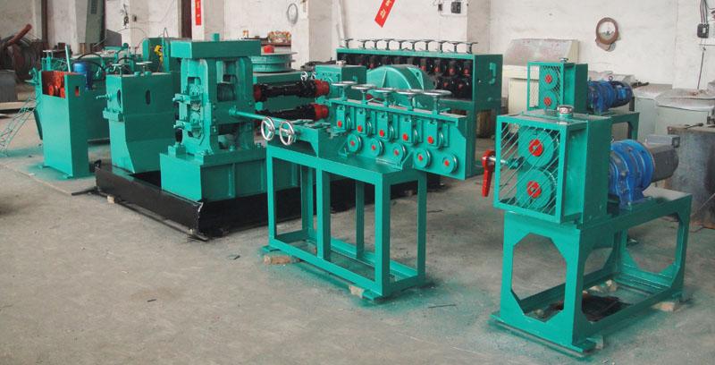 冷轧两肋钢筋生产线