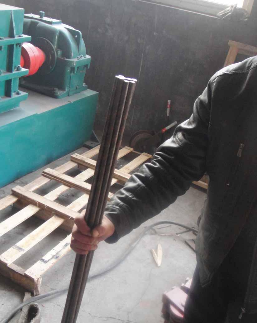 零误差钢筋调直机 - 巩义市华瑞重工机械制造有限